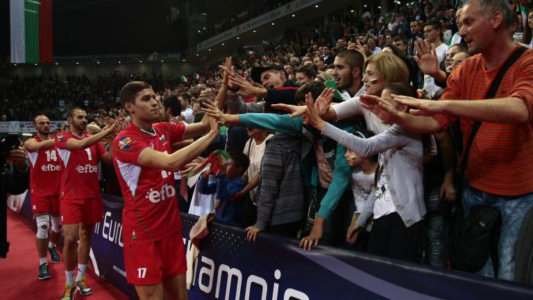 Домакинстваме с Италия Световното първенство по волейбол през 2018-а