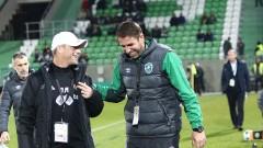Георги Чиликов: Сега не му е времето да говоря за Лудогорец