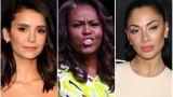 Нина Добрев, Мишел Обама, Никол Шерцингер и една инициатива