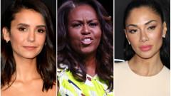Какво събра Нина Добрев, Никол Шерцингер и Мишел Обама