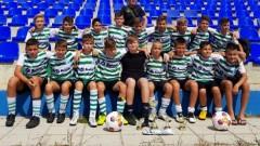 Децата на Черно море спечелиха турнир