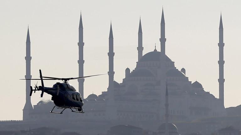 Говорителят на турското министерство на външните работи Хами Аксой обвини