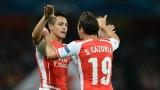 Арсенал смаза Саутхемптън, но вкара само един гол
