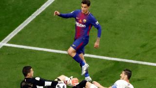 Агентът на Коутиньо: Барселона не иска да го продава това лято