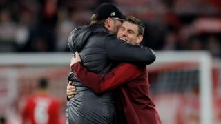 Джеймс Милнър: Ливърпул показа силата и дълбочината в състава си