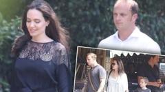 Анджелина Джоли се радва на нов мъж (СНИМКИ)