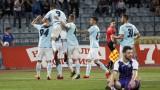Дунав и Етър откриват съботния ден в Първа лига