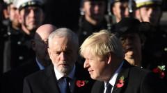 Корбин: Съюзът между Борис Джонсън и Фараж е изпълнено желание на Тръмп