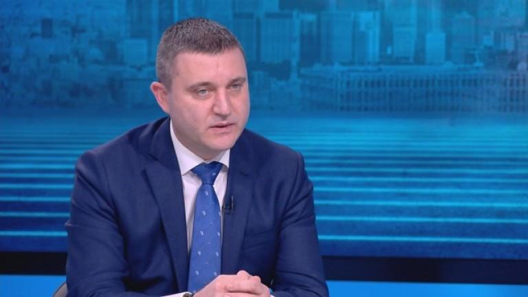 Владислав Горанов намекна за актуализация на бюджета