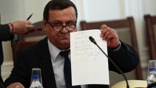 Горанов да не игнорира социалните партньори, препоръча Хасан Адемов