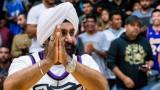 Нав Бхатия, Торонто Раптърс и приемането на суперфена в Залата на славата