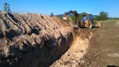 Строеж на обходен път наводни домове на габровци