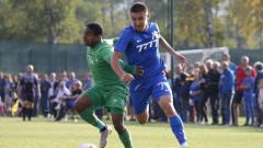 Мартин Петков с два гола срещу Ботев (Пловдив)