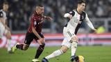 Роналдо на линия за Ювентус срещу Атлетико