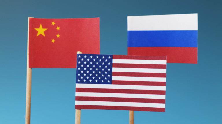 Русия с огромните си ядрени резерви е в състояние да