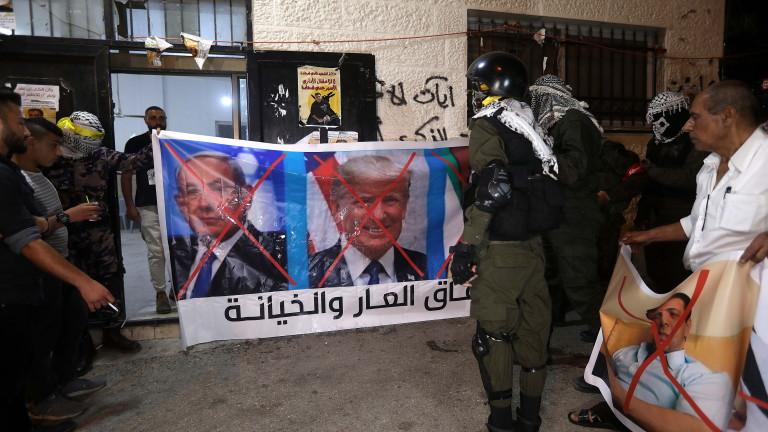 Израел очаква Бахрейн и Оман да последват ОАЕ