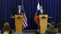 САЩ и Русия с план за Сирия