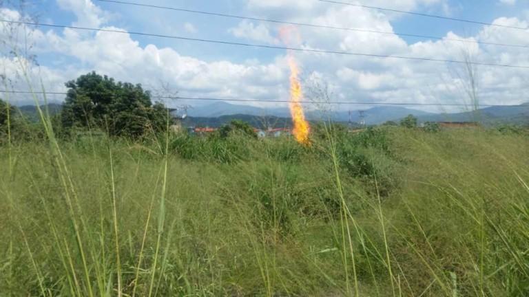 Във Венецуела гръмна газопоровод. Инцидентът е станал в щата