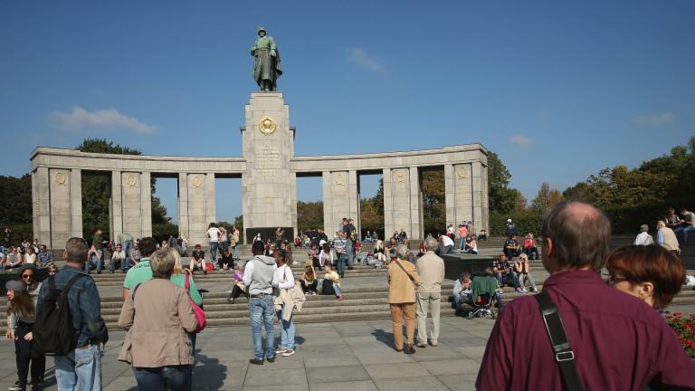 Наследството, оставено от съветските войски след изтеглянето им от Германия,