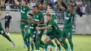 Защитник на Олимпиакос: Резултатът от мача с Лудогорец е труден за приемане