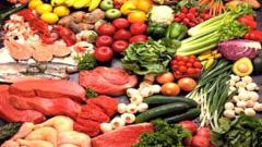 Цените на храните в света се понижават и през юни
