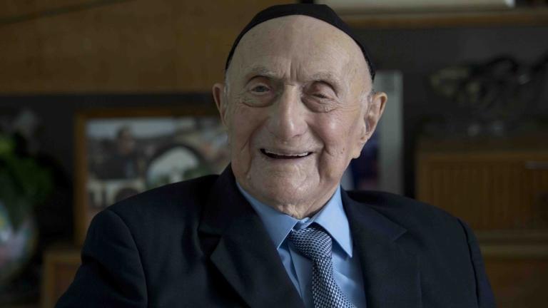 Оцелял от Холокоста е най-възрастният мъж в света