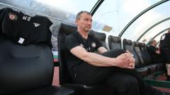 Стамен Белчев: Няма как ЦСКА да не е успешен при Гриша Ганчев