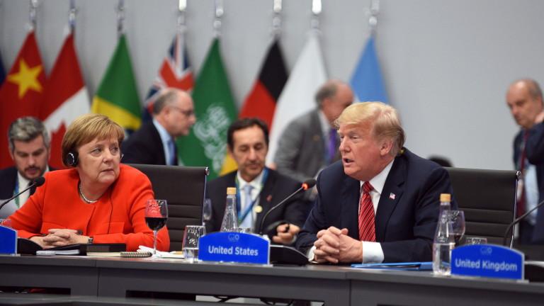 Г-20: Призиви за реформи, но с провал за климата