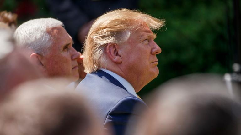 Външнополитическите предизвикателства за президента Доналд Тръмп нарастват по целия свят,