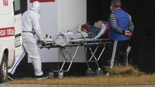 Пореден рекорден брой починали от COVID-19 в Русия за 24 часа