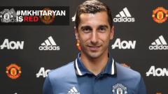 Хенрих Мхитарян отново е Футболист №1 в Армения
