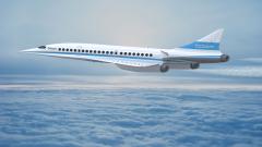 Компания на Ричард Брансън прави свръхзвуков самолет, който се движи с 2335 км/ч