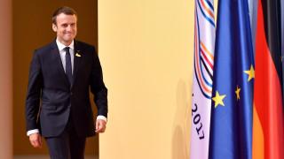Макрон: Действията на Путин в Украйна няма да останат безнаказани