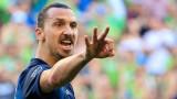 Ибрахимович избира между Милан и Манчестър Юнайтед