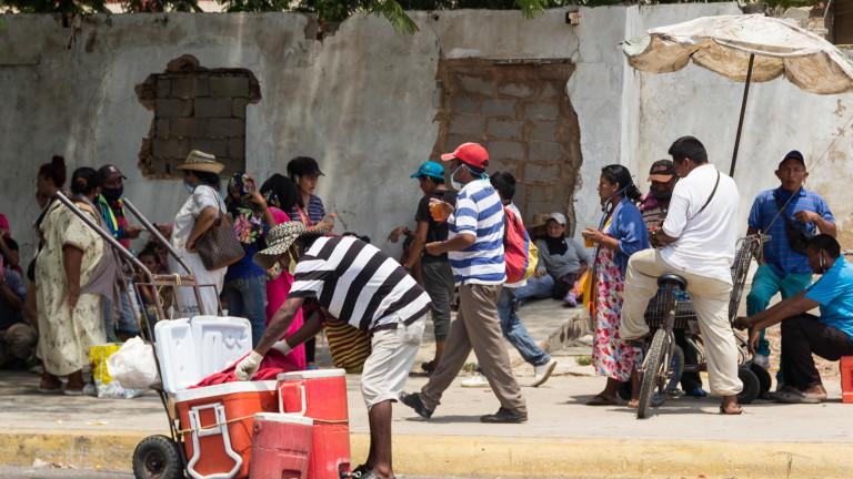 Инфлацията във Венецуела през последните 12 месеца до май беше