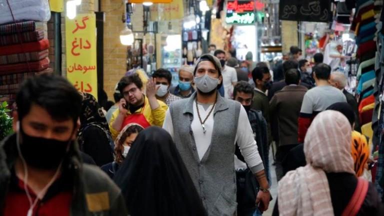 Заразените с новия коронавирус (COVID-19) в Иран достигнаха нов рекорд