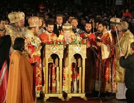 Църковна делегация заминава за погребението на Алексей II