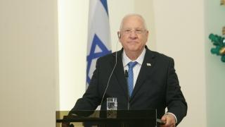 Израелският президент предпазлив за газови доставки от Израел