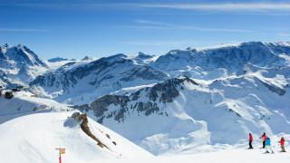 В Европа пада все по-малко сняг. Нов метод може да спаси зимните спортове
