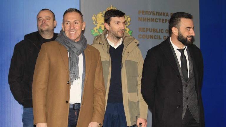 Силна кандидатура за финансов директор в Левски, предстоят кадрови промени