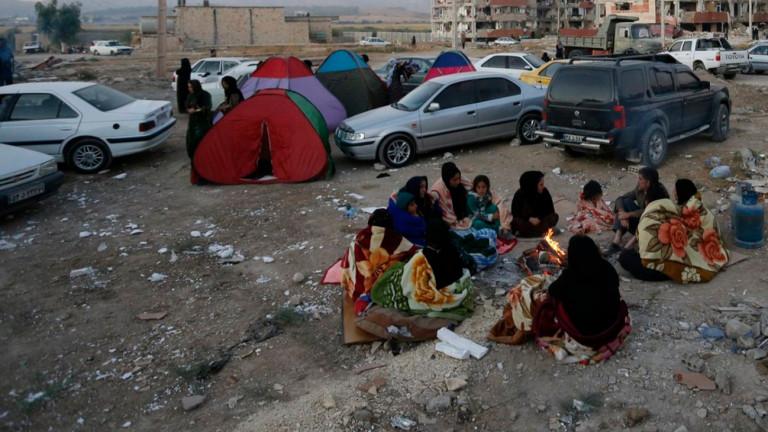 Един човек е загинал при земетресение от 5,6 в Иран