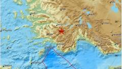 Силно земетресение удари западната част на Турция