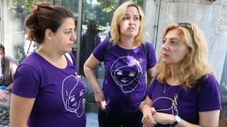 Лекарства за онкоболни деца искат родители на протест пред МЗ