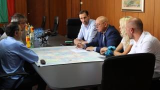 Ревизоро и кметът на Ямбол умуват как да избегнат водна криза
