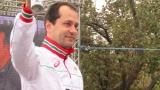 Калин Каменов отличи Владимир Паскалев за принос в развитието на волейбола в България