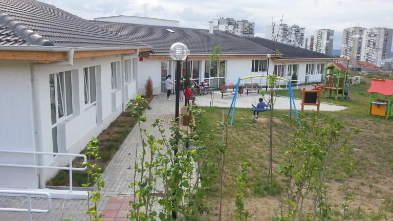 Строят център за хора с психични разстройства в Дряново
