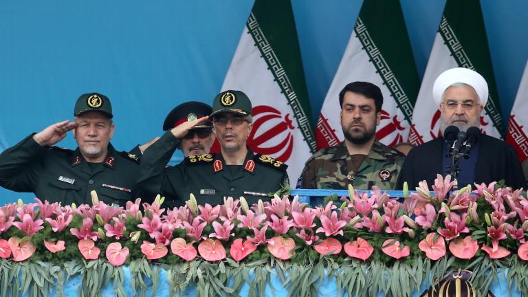 Висш командир от Революционната гвардия на Иран предупреди, че Техеран