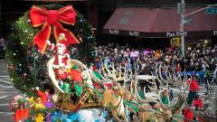 Колко гориво му трябва на Дядо Коледа, за да обиколи света с шейната?