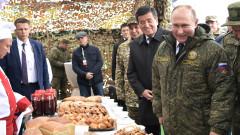 Русия домакин на международни военни учения с близо 130 000 войници