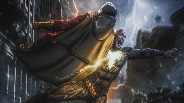 Ще се изправи ли Скалата срещу Супермен